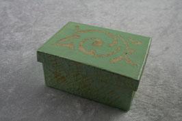 Seifen-/Geschenkverpackung Eckig