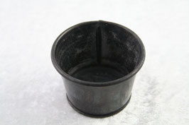 Metall Teelichthalter Farbe schwarz