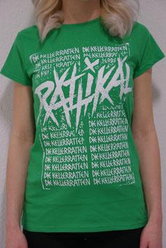 Rattikal - Weiblich, Grün