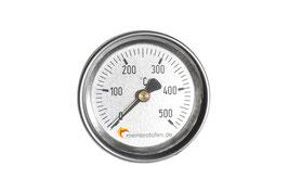 Thermometer bis 500 Grad mit Messstab
