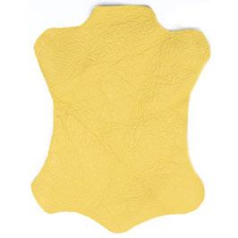 """Sandali artigianali """"Nitrodi """" giallo ."""