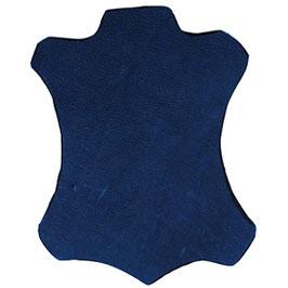 """Sandali artigianali """"Nitrodi"""" blu."""