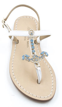 "sandali ""calipso"" azzurri."