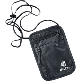 Security Wallet II in schwarz von Deuter Edition AMICAL alpin