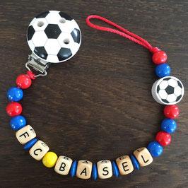 """Nuggikette """"FC Basel"""""""
