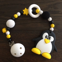 """Beisskette """"Pinguin"""""""