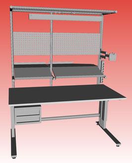 Arbeitstisch - High Table Motor  1.800 x 900 mm