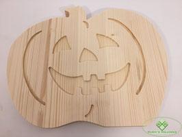 Kürbis aus Holz 1
