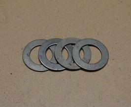 Anlaufscheibe 1,0mm-1,6mm - zum Kupplungskorb S51/KR51-2/SR50 Variante