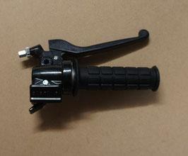 Gasgriff komplett mit Armatur + Kleinteile S51