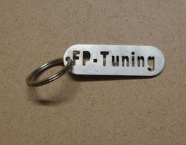 V2A FP Schlüsselanhänger inkl. Schlüsselring