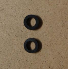Untere Dichtscheibe, Gummi Ø6x10x2 mm Telegabel