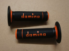Domino Street Griffe schwarz/orange