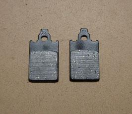 Bremsbelagsatz für 1 Kolben Bremssattel Grimeca/Magura S53/S83 1-Loch