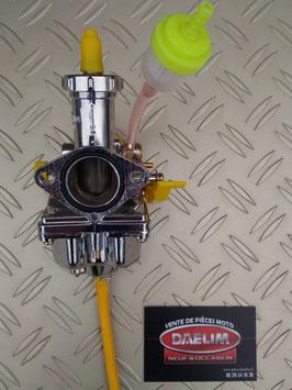 carburateur chromé  pour motos daelim