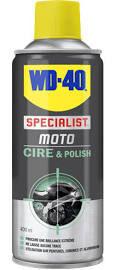 cire polish moto wd40