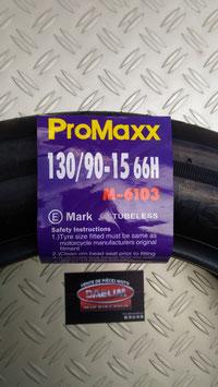 Pneu arrière  Promaxx  130/90/15 daelim vt et daystar