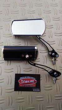 paire de rétroviseur modèle: custom noir
