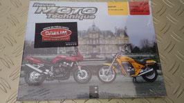 revue technique moto  daelim vt  98/2002
