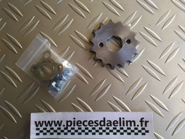 pigon de sdb 15 dents , daelim vt , daystar , vs , roadwin, roadsport