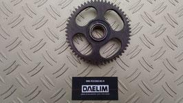 pignon de roue libre daelim vt , vs et daystar VT125 VL125 VJ125 VJF125 250
