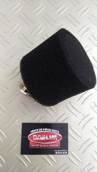 filtre à air  lavable double  mousse 38 mm