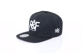limited edition snapback cap Black & White