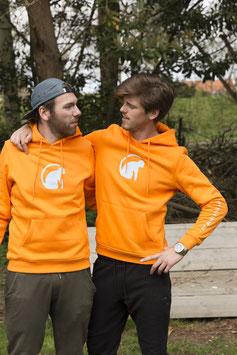 AAP Hoodie Orange blue - unisex