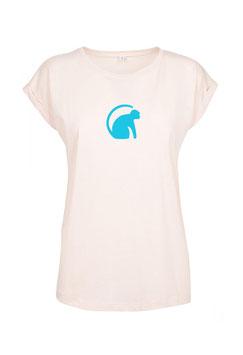 AAP Shirt Marshmallow - dames