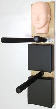 Wooden-Dummy alternative / Wing Chun Kung Fu / Head-Model