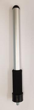Martial arts aluminium spring arm