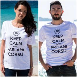 KEEP CALM AND PARLAMI CORSU
