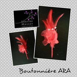 Boutonnière ARA
