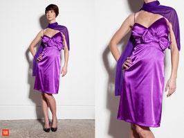 Robe PAPILLON violet