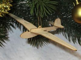 DFS Habicht Weihnachts-Aufhänger (5 Stück)