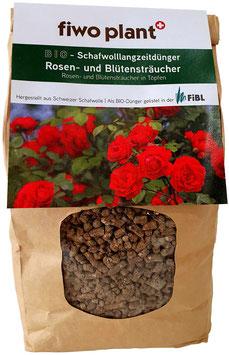 fiwo plant BIO Langzeitdünger für Rosen  -NEU-