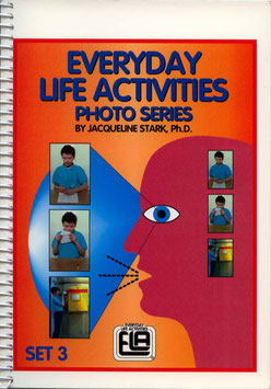 Everyday Life Activities (ELA) Set 3