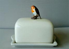 Butterdose Robin