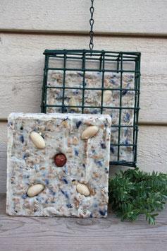 Futterblockhalter inkl. 2 Futterblöcken