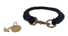 pippaKAPITÄN - Hundehalsband geflochten