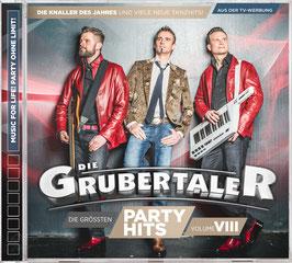CD - Die größten Partyhits Volume VIII