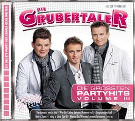 CD - Die größten Partyhits Volume III