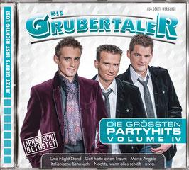 CD - Die größten Partyhits Volume IV