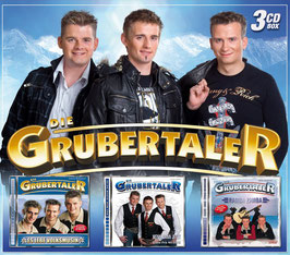 3CDs - Grubertaler 3er Box - Sonderedition