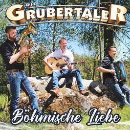 """SINGLE-CD """"BÖHMISCHE LIEBE"""""""