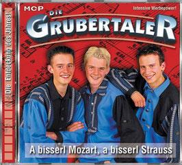 CD - A bisserl Mozart, a bisserl Strauss