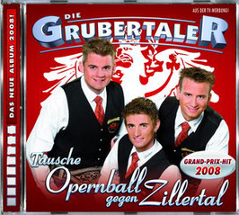 CD - Tausche Opernball gegen Zillertal