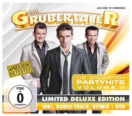 CD/DVD - Die grüßten Partyhits Volume V