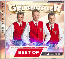 CD - Best Of (inkl. 4 neuer Songs)