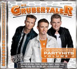CD - Die größten Partyhits Volume II